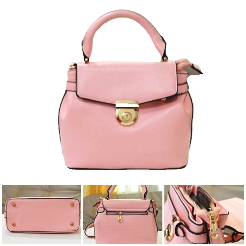 B828 IDR.215.000 MATERIAL PU SIZE L25XH23XW13CM WEIGHT 650GR COLOR PINK