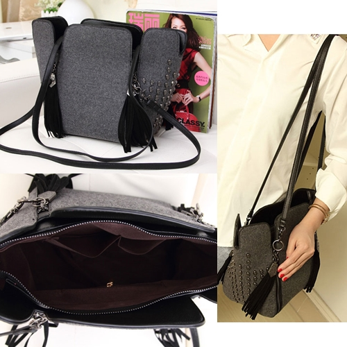 B8299 IDR.185.000 MATERIAL WOOLEN SIZE L38XH25XW15CM WEIGHT 800GR COLOR ASPHOTO