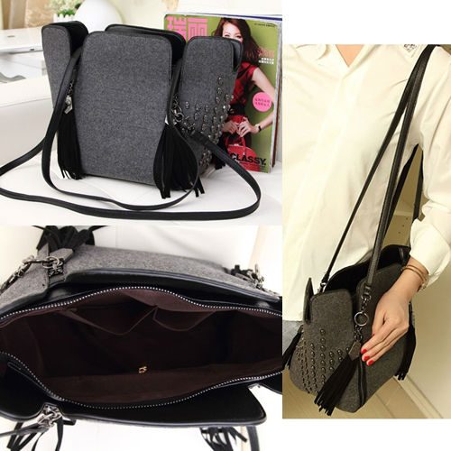 B8299 IDR.212.000 MATERIAL WOOLEN SIZE L38XH25XW15CM WEIGHT 800GR COLOR AS PHOTO