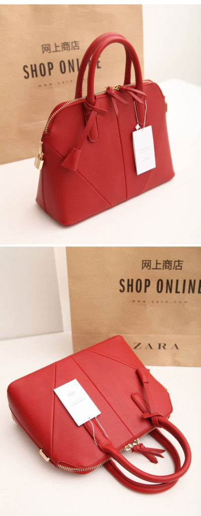 B8329 IDR.192.000 MATERIAL PU SIZE L35XH23XW12CM WEIGHT 860GR COLOR RED