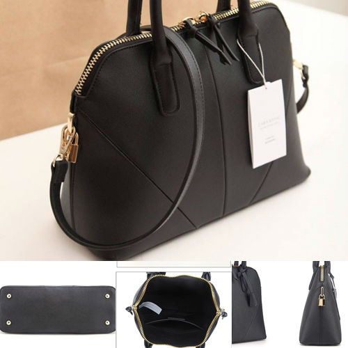 B8329 IDR.219.000 MATERIAL PU SIZE L35XH23XW12CM WEIGHT 860GR COLOR BLACK