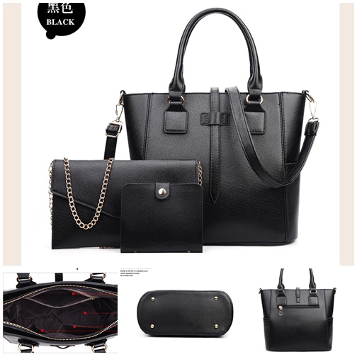 B8816-(3in1) IDR.220.000 MATERIAL PU SIZE L34XH26XW14CM WEIGHT 1000GR COLOR BLACK
