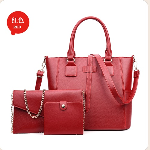 B8816-(3in1) IDR.220.000 MATERIAL PU SIZE L34XH26XW14CM WEIGHT 1000GR COLOR RED
