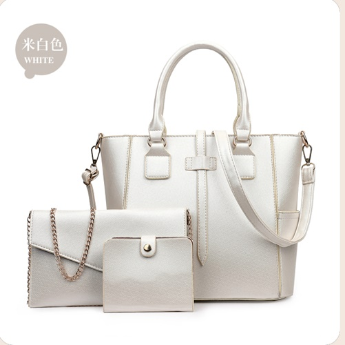 B8816-(3in1) IDR.220.000 MATERIAL PU SIZE L34XH26XW14CM WEIGHT 1000GR COLOR WHITE