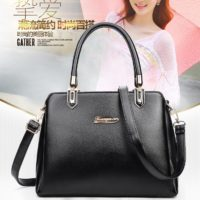 B8817 MATERIAL PU SIZE L29XH20XW10CM WEIGHT 800GR COLOR BLACK