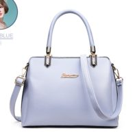 B8817 IDR.183.000 MATERIAL PU SIZE L29XH20XW10CM WEIGHT 800GR COLOR BUE