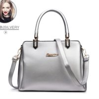 B8817 MATERIAL PU SIZE L29XH20XW10CM WEIGHT 800GR COLOR SILVER