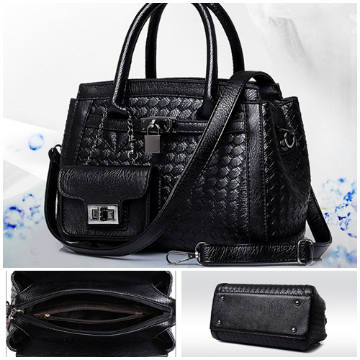 B885-(2in1) IDR.215.000 MATERIAL PU SIZE L28XH20XW15CM WEIGHT 1100GR COLOR BLACK