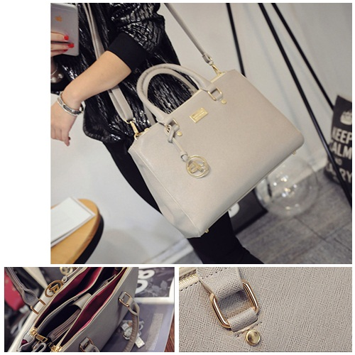 B8886 MATERIAL PU SIZE L35 33XH23XW15CM WEIGHT 850GR COLOR GRAY
