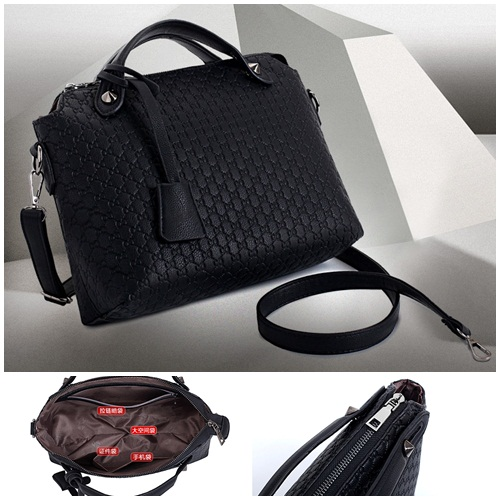 B8945 IDR.173.000 MATERIAL PU SIZE L29XH21XW9CM WEIGHT 700GR COLOR BLACK