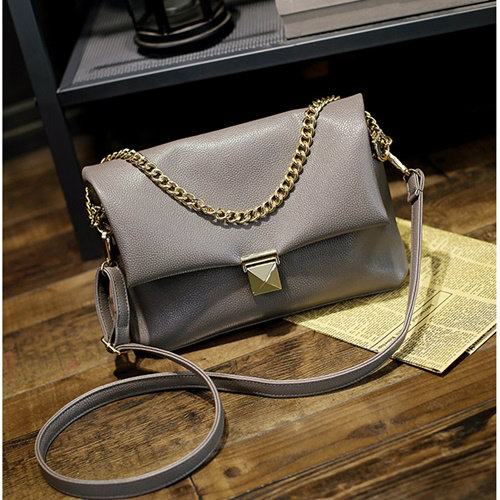 B8982 IDR.185.000 MATERIAL PU SIZE L28XH21XW13CM WEIGHT 700GR COLOR GRAY