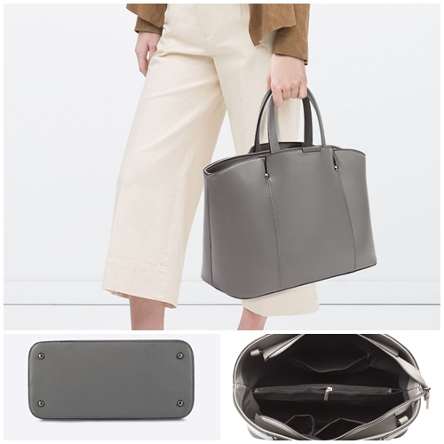 B908 IDR.208.000 MATERIAL PU SIZE L34XH24XW16CM WEIGHT 900GR COLOR GRAY