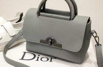 B9083 IDR.165.000 MATERIAL PU SIZE L22XH18XW8CM WEIGHT 550GR COLOR GRAY