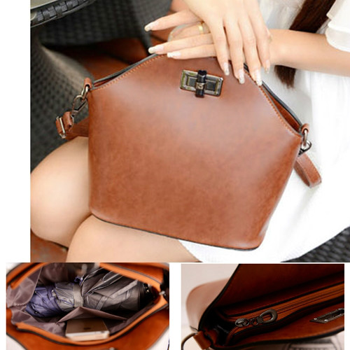 B918 IDR.165.000 MATERIAL PU SIZE L28XH24XW11CM WEIGHT 600GR COLOR BROWN