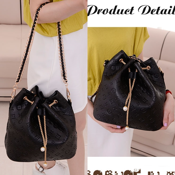 B9224 IDR.149.000 MATERIAL PU SIZE L28XH29XW14CM WEIGHT 650GR COLOR BLACK