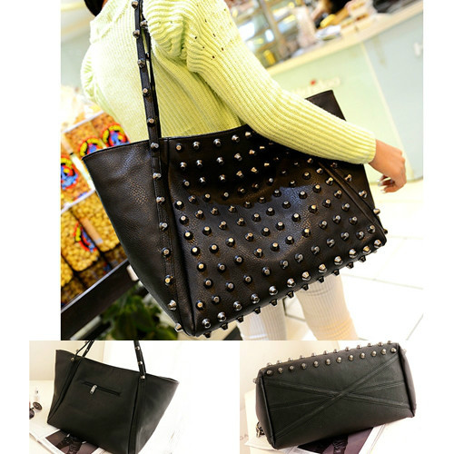 B9606 IDR.197.000 MATERIAL PU SIZE L36XH30XW18CM WEIGHT 800GR COLOR BLACK