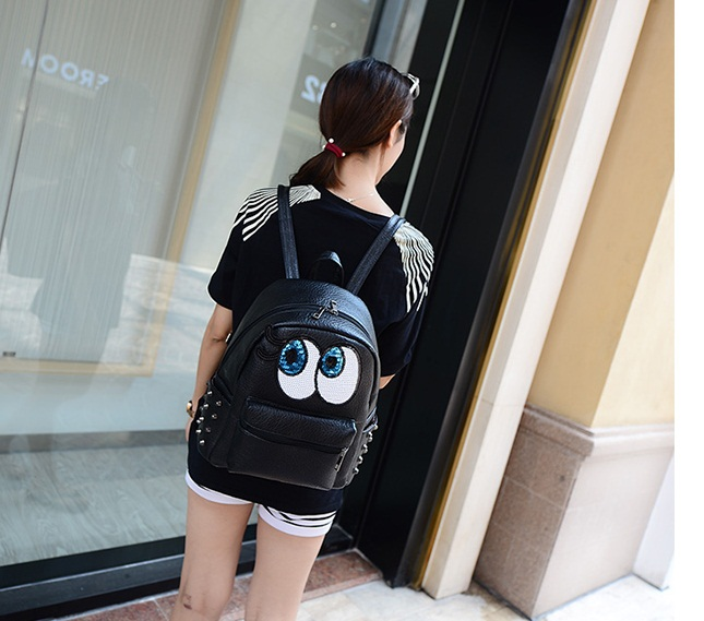 B9637 IDR.167.000 MATERIAL PU SIZE L28XH32XW14CM WEIGHT 750GR COLOR BLACK