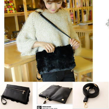 B964 IDR.166.OOO MATERIAL PU+PLUSH SIZE L29XH16XW4CM WEIGHT 500GR COLOR BLACK.jpg