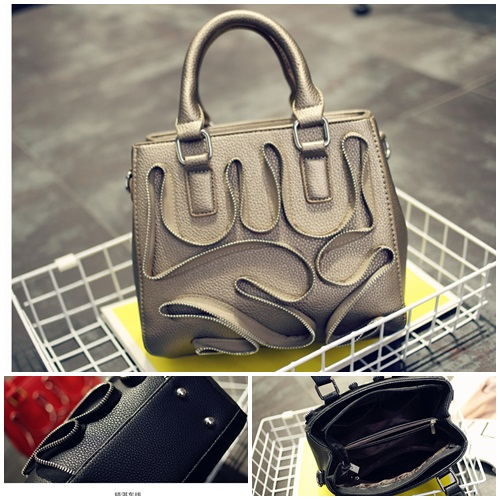 B9942 IDR.173.000 MATERIAL PU SIZE L24XH22XW12CM WEIGHT 700GR COLOR GOLD