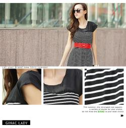 D1183 IDR.96.OOO MATERIAL COTTON-BLEND-LENGTH-78CM-BUST-98CM-(WITH-BELT) WEIGHT 240GR COLOR BLACK