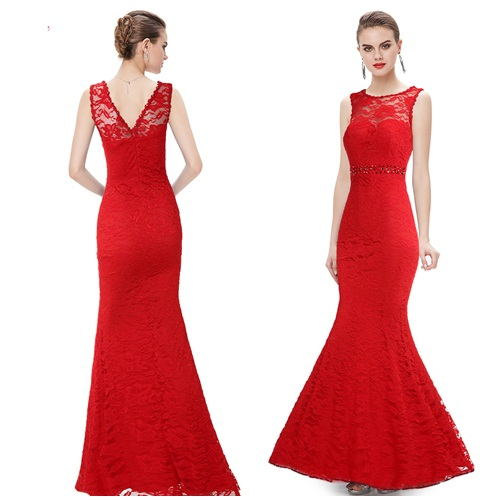 D22584 IDR.149.000 MATERIAL LACE-LENGTH130CM,BUST90CM WEIGHT 300GR COLOR RED