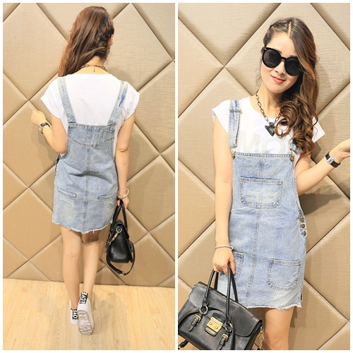 D38580 IDR.150.000 MATERIAL DENIM-SIZE-M,L-LENGTH84CM WEIGHT 300GR COLOR ASPHOTO