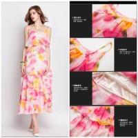 D39265 - Grosir Baju Fashion Import - IDR.160.000 MATERIAL CHIFFON SIZE M
