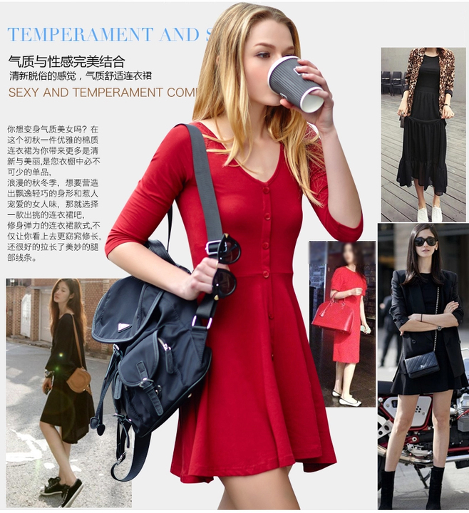 D48549 IDR.110.000 MATERIAL COTTON-SIZE-M-LENGTH76CM-BUST76-89CM WEIGHT 300GR COLOR RED