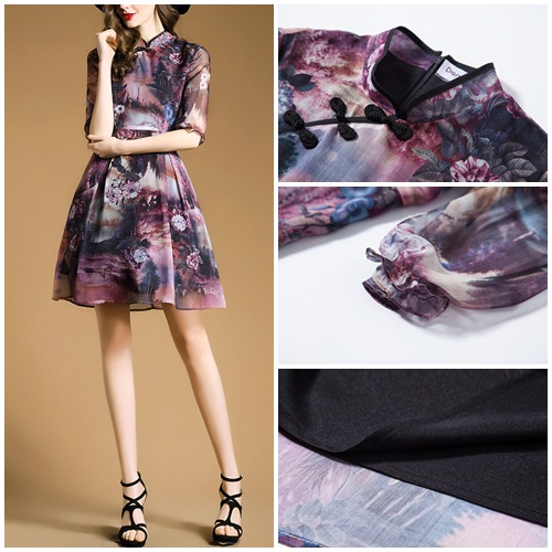 D50935 IDR.180.000 MATERIAL POLYESTER-LENGTH93CM,BUST92CM WEIGHT 250GR COLOR ASPHOTO