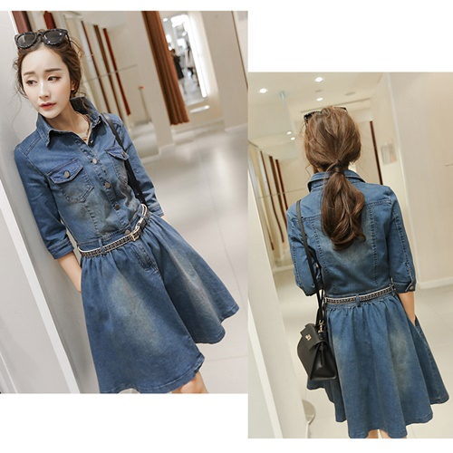 D64151-INC-BELT IDR.182.000 MATERIAL DENIM SIZE M,L-LENGTH88,89CM-BUST84,88CM WEIGHT 500GR COLOR ASPHOTO