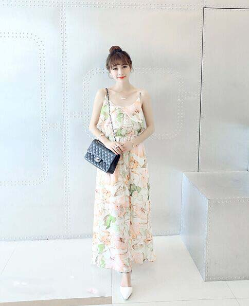 D9273 IDR.130.000 MATERIAL CHIFFON LENGTH123CM BUST88CM WEIGHT 300GR COLOR ASPHOTO