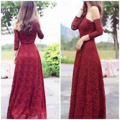 D9830 IDR.145.000 MATERIAL LACE-LENGTH-139CM,BUST74-90CM WEIGHT 350GR COLOR RED.jpg