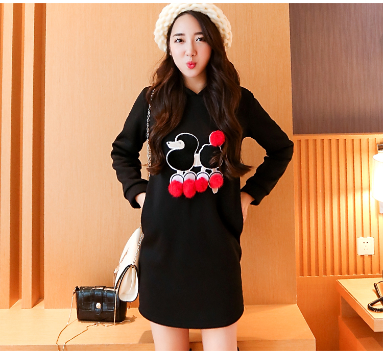J47631 IDR.135.000 MATERIAL THICK-COTTON-LENGTH87CM,BUST94CM WEIGHT 300GR COLOR BLACK