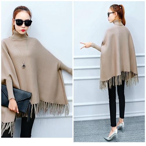 J60320 IDR.178.000 MATERIAL KNITTED-LENGTH61CM WEIGHT 400GR COLOR KHAKI