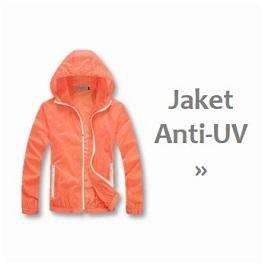 Koleksi Jaket Fashion Anti UV