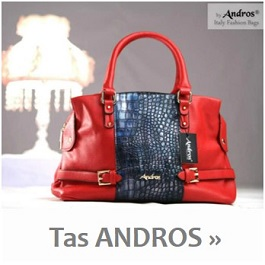 Tas Import Branded ANDROS