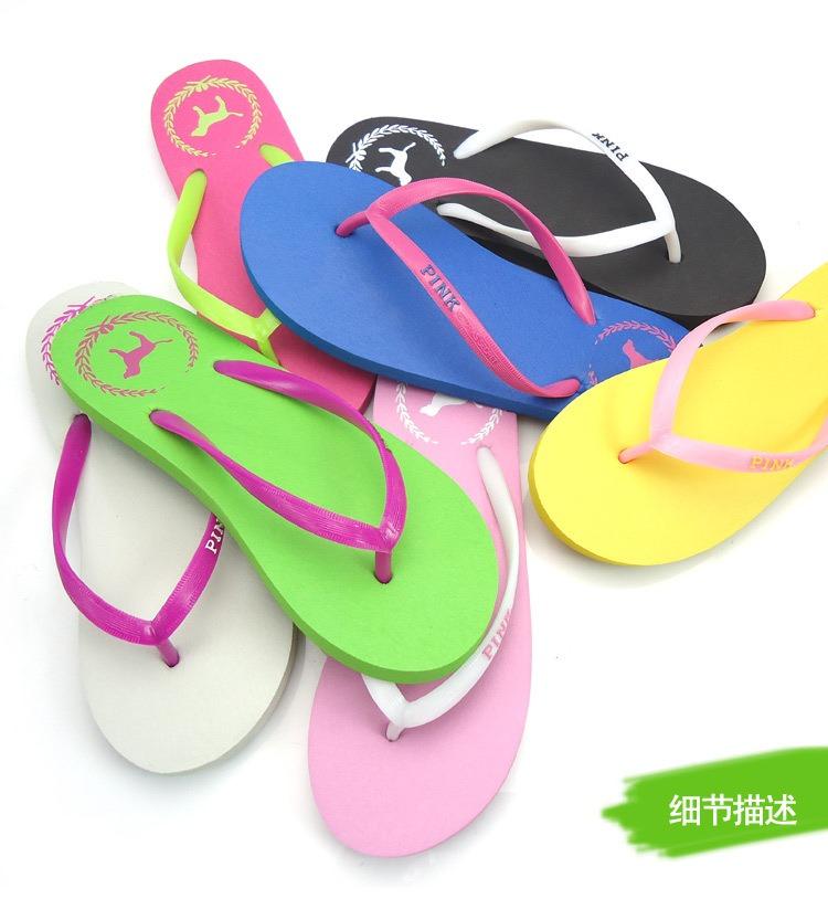 LOVE PINK : Sandal Jepit Fashion Import - GrosirImpor.com