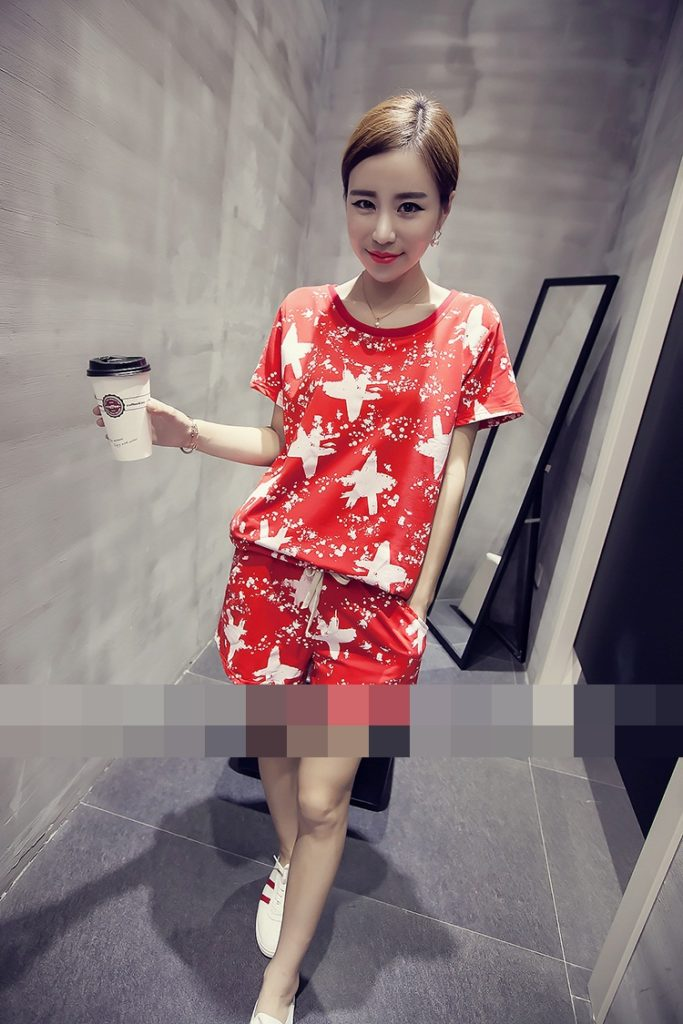 LS1856-IDR.117.000-MATERIAL-COTTON-LENGTH-TOP59CM-PANT30CMBUST98CM-WEIGHT-300GR-COLOR-RED