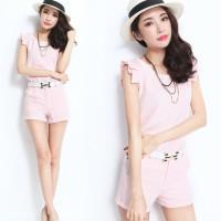 LS36681 Jual Baju Fashion Set