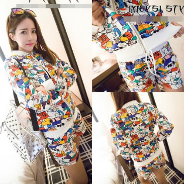 LS6602 IDR.112.OOO MATERIAL COTTON-LENGTH-TOP-60CM-PANT-28CM-BUST-96CM-WAIST-68-80CM WEIGHT 300GR COLOR WHITE