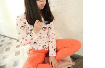 LS8126 IDR.129.OOO MATERIAL COTTON-LENGTH-TOP-63CM-PANT-90CM-BUST-96CM-WAIST-64CM WEIGHT 320GR COLOR ORANGE RED.jpg