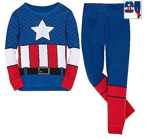 PJ694 BAJU TIDUR ANAK CAPTAIN AMERICA IDR 75.000 BAHAN COTTON SIZE 90,95,100,110,120,130 WEIGHT 500GR COLOR BLUE