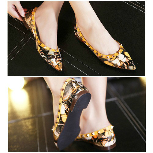 SH1057 IDR.215.000 MATERIAL PU COLOR YELLOW SIZE 36,37,38,39