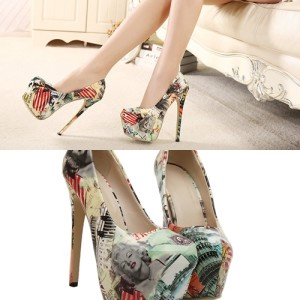 SH1163 IDR.235.OOO MATERIAL PU HEEL 6CM,16CM COLOR AS PHOTO SIZE 36,37,38,39