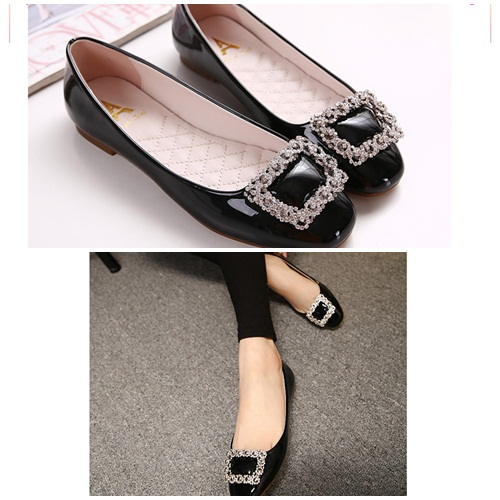 SH1813 IDR.210.000 MATERIAL PU COLOR BLACK SIZE 36,37,38,39