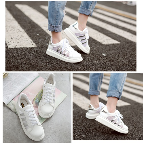 SH18189 IDR.255.000 MATERIAL PU-HEEL-4.5CM COLOR SILVER SIZE 36,37,38,39