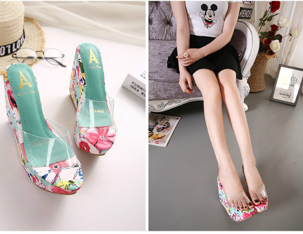 SH27881 IDR.218.000 MATERIAL PU-HEEL-12.5CM COLOR GREEN SIZE 35,36,37,38,39