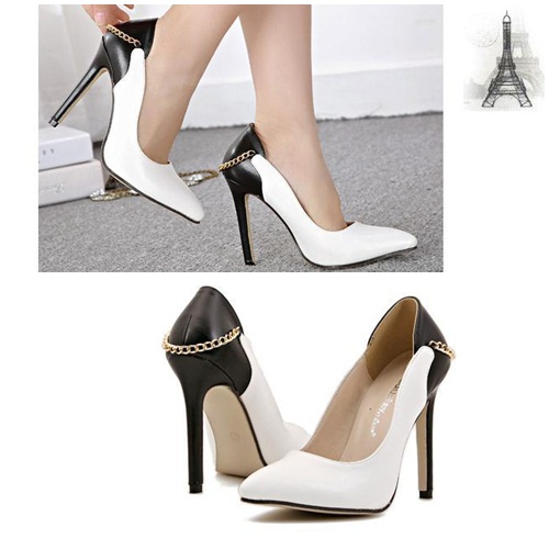 SH317A11 IDR.215.000 MATERIAL PU HEEL 11.5CM COLOR WHITE SIZE 35,36,37,39