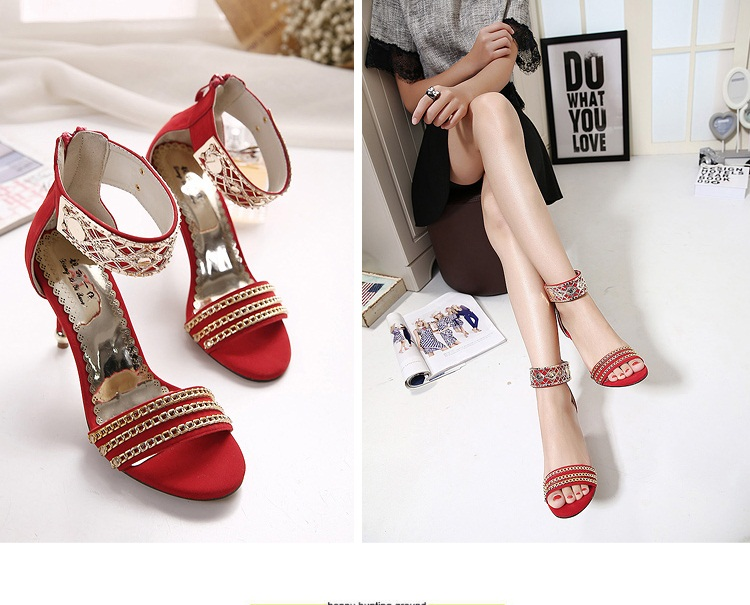 SH31863 IDR.208.000 MATERIAL SUEDE-HEEL-9CM COLOR RED SIZE 35,36,37,38,39