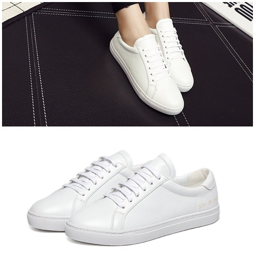 SH3701 IDR.240.000 MATERIAL PU-HEEL-2.5CM COLOR WHITE SIZE 36,37,38,39